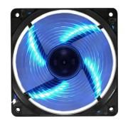 Cooler P/ Gabinete 120mm G-Fire LED Azul EW-2252-EGEX