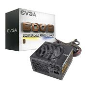 Fonte ATX EVGA 600W Real - 80 Plus Bronze - PC FLORIPA
