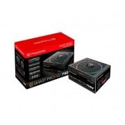 Fonte ATX Thermaltake Smart 750W Real - PFC Ativo - 80 Plus Bronze MODULAR - SPR-0750F-R