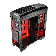 Gabinete ATX Aerocool GT-A Black - PC FLORIPA