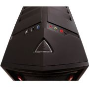 Gabinete ATX Pixxo Gamer CGT018EEBB Preto - PC FLORIPA