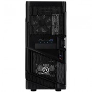 Gabinete ATX Thermaltake Commander MS-I Black - VN40001W2N-B - PC FLORIPA