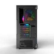 Gabinete Gamer Pixxo CGAX5 c/ lateral de vidro - PC FLORIPA