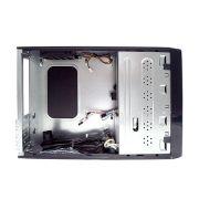 Gabinete MATX / ITX Pixxo 1 Baia Vermelho - HT8102E04S - PC FLORIPA