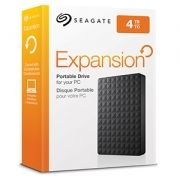 HD Externo Seagate 4.0TB STEA4000400  - USB 3.0 - 2,5´ - PC FLORIPA
