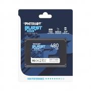 SSD Patriot Burst Elite 480 GB 2,5´ SATA III - PBE480GS25SSDR - PC FLORIPA