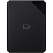 HD WD Externo Portátil Elements USB 3.0 4TB WDBU6Y0040BBK - PC FLORIPA