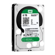 HD Wester Digital 6.0 TB SATA 7200 RPM - 64MB Cache - WD60EZRX - PC FLORIPA
