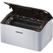 Impressora Samsung Laser SL-M2020 - Mono - USB - 110v - PC FLORIPA