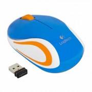 Mini Mouse Logitech S/ Fio M187 Azul