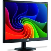 Monitor AOC 23,6 LED M2470SWD Widescreen - DVI - VGA - PC FLORIPA
