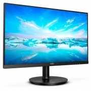 Monitor Philips 21,5 LCD 221V8 Bordas Ultrafinas - VGA - HDMI - FULL HD - PC FLORIPA