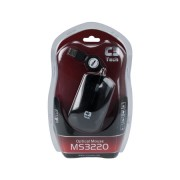 Mouse C3Tech MS3220-2 Preto - PC FLORIPA