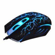 Mouse Gamer FC-5215 2000 DPI Color Hybrid Alta Precisão