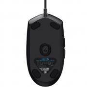 Mouse Gamer Logitech G203 RGB Lightsync 8000 DPI - 910-005793 - PC FLORIPA