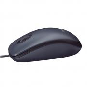 Mouse Logitech M90 Preto 1000DPI - 910-004053 - PC FLORIPA