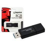 Pen Drive Kingston 8 GB USB 3.0 - PC FLORIPA
