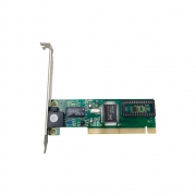 Placa de Rede PCI 10/100 Mbps DEX DP-01 - PC FLORIPA