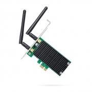 Placa de Rede PCI-E Wireless TP-LINK Archer T4E AC1200 - PC FLORIPA