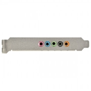 Placa de Som PCI-e 5.1 canais Vinik PS51-PCIE Low Profile - PC FLORIPA
