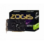 Placa de Vídeo 2GB PCI-E Nvidia Geforce GTX750 - 128-Bit - PC FLORIPA