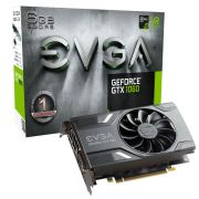 Placa de Vídeo 6GB PCI-E Nvidia Geforce GTX1060 - 192-Bit - PC FLORIPA