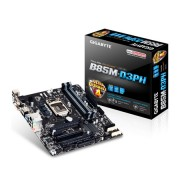 Placa Mãe 1150 Gigabyte GA-B85M-D3PH - PC FLORIPA