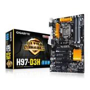 Placa Mãe 1150 Gigabyte GA-H97-D3H - PC FLORIPA
