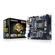 Placa Mãe 1150 Gigabyte GA-H97N-WIFI - PC FLORIPA