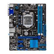 Placa Mãe 1155 Asus H61M-A - PC FLORIPA