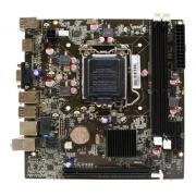 Placa-Mãe Afox Lga 1155 - Intel IH61-MA5 DDR3 - PC FLORIPA