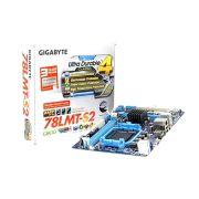 Placa Mãe AM3 Gigabyte GA-78LMT-S2 - PC FLORIPA