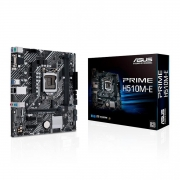 Placa Mãe ASUS Prime H510M-E LGA 1200 - PC FLORIPA