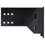 Placa USB para Baia 5.25