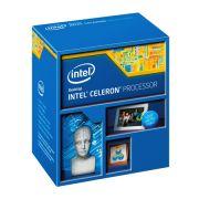 Processador Intel Celeron G1820 - 2.7 GHz - 2MB Cache - Socket 1150 - 4ª Geração - PC FLORIPA