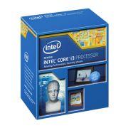 Processador Intel Core I3 4170 - 3.70GHz - 3MB Cache - Socket 1150 - 4ª Geração - PC FLORIPA