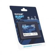 SSD Patriot Burst Elite 480GB SATA III PBE480GS25SSDR - PC FLORIPA