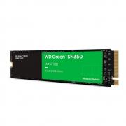 SSD WD Green SN350 480GB M.2 NVMe WDS480G2G0C - PC FLORIPA