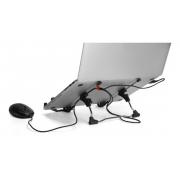 Suporte para notebook ergonômico - G4 MUTABIS - DVA Lima - PC FLORIPA