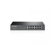 Switch TP-Link Gigabit com 16 portas 10/100/1000 TL-SG1016D v.8 - PC FLORIPA