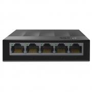 Switch TP-Link Gigabit de Mesa com 5 portas 10/100/1000 LS1005G - PC FLORIPA
