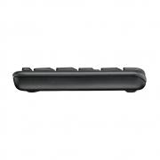 Teclado e Mouse Logitech USB sem fio MK220 ABNT2 - 920-004431 - PC FLORIPA