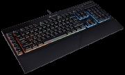 Teclado Gamer Corsair K55 - RGB - ABNT2 - CH-9206015-BR - PC FLORIPA