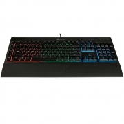 Teclado Gamer Corsair K55 RGB ABNT2 CH-9206015-BR - PC FLORIPA