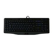 Teclado Logitech Gamer C/ LED G110 Preto - PC FLORIPA