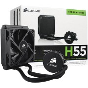 Water Cooler H55 Corsair - CWCH55 - PC FLORIPA