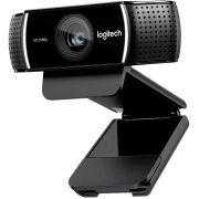 Webcam Logitech C922 Pro Stream Full HD 1080p/30fps 720p/60fps - PC FLORIPA