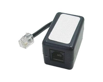 Filtro ADSL - 1 Saida - PC FLORIPA