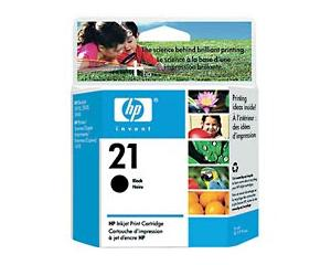 Cartucho HP C9351AB (21) Preto Original - PC FLORIPA