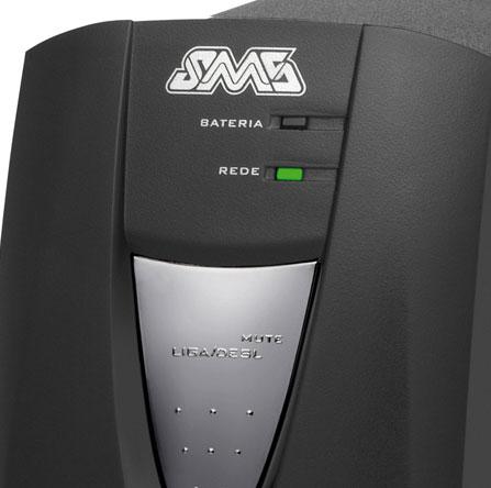 Nobreak SMS 1400VA Bivolt - Net 4 - PC FLORIPA